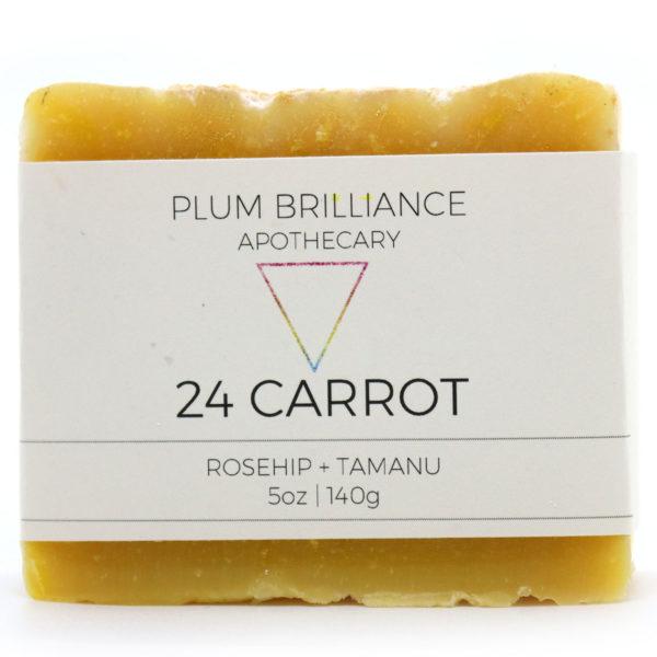 EarthHero - 24 Carrot Natural Soap Bar - 1