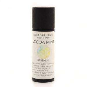 EarthHero - Cocoa Mint Plastic Free Lip Balm - 1