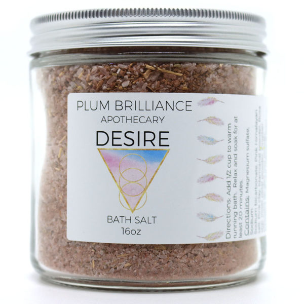 EarthHero - Desire Mineral Bath Soaking Salts - 1