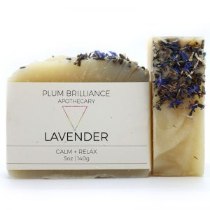EarthHero - Lavender Natural Soap Bar - 1