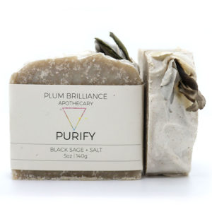 EarthHero - Purify Natural Soap Bar - 1