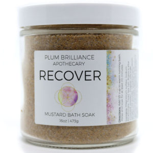 EarthHero - Recover Mineral Bath Soaking Salts - 1