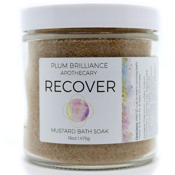 EarthHero - Recover Mineral Bath Soaking Salts - 1