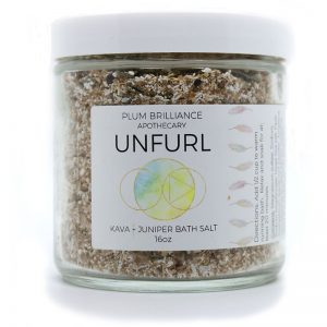 EarthHero - Unfurl Mineral Bath Soaking Salts - 1