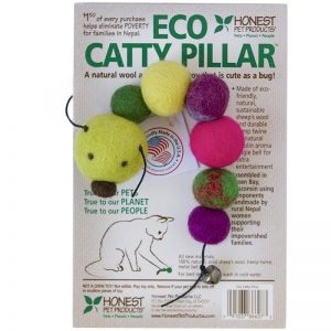 EarthHero - Eco Catty Pillar Cat Toy - 1