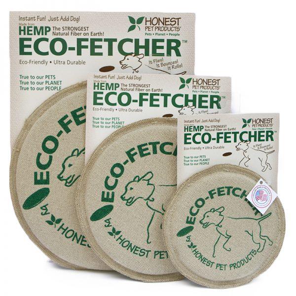 EarthHero - Eco Fetcher Dog Toy - 1