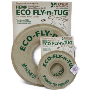 EarthHero - Eco Fly and Tug Dog Toy - 1