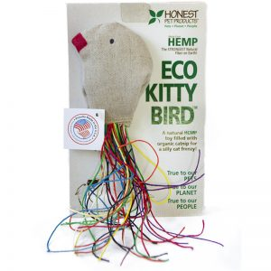 EarthHero - Eco Kitty Bird Cat Toy - 1