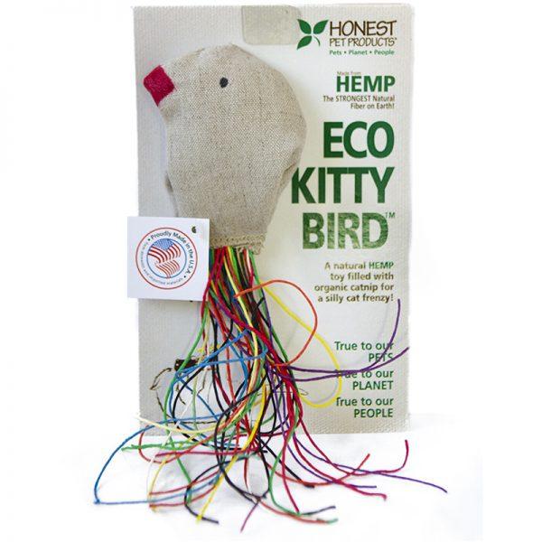 EarthHero - Eco Kitty Bird Cat Toy - 1