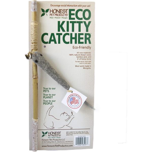 EarthHero - Eco Kitty Catcher Cat Toy - 2
