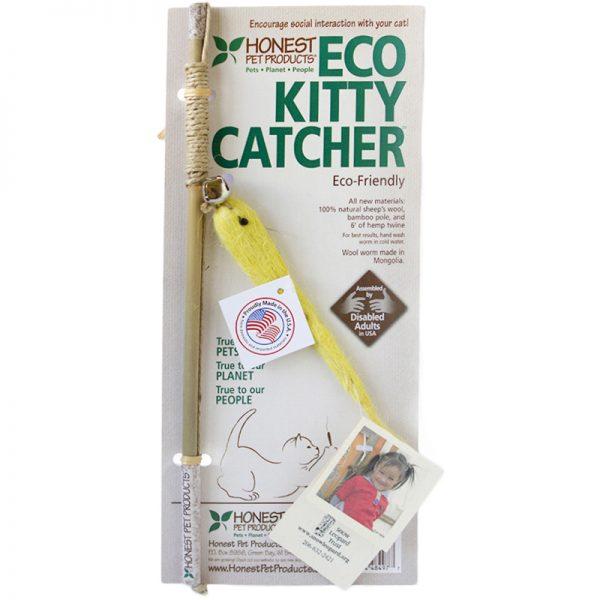 EarthHero - Eco Kitty Catcher Cat Toy - 3