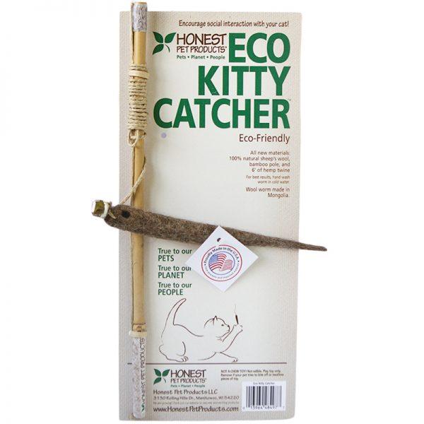 EarthHero - Eco Kitty Catcher Cat Toy - 4