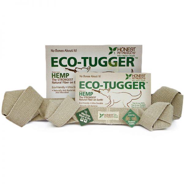 EarthHero - Eco Tugger Dog Toy - 1