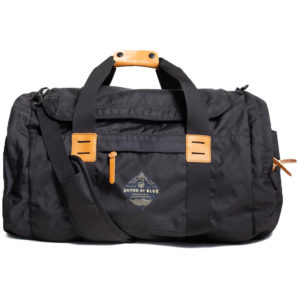 EarthHero - United By Blue 55L Carry On Duffle Black - 1