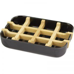 EarthHero - Bamboo Soap Dish - 1