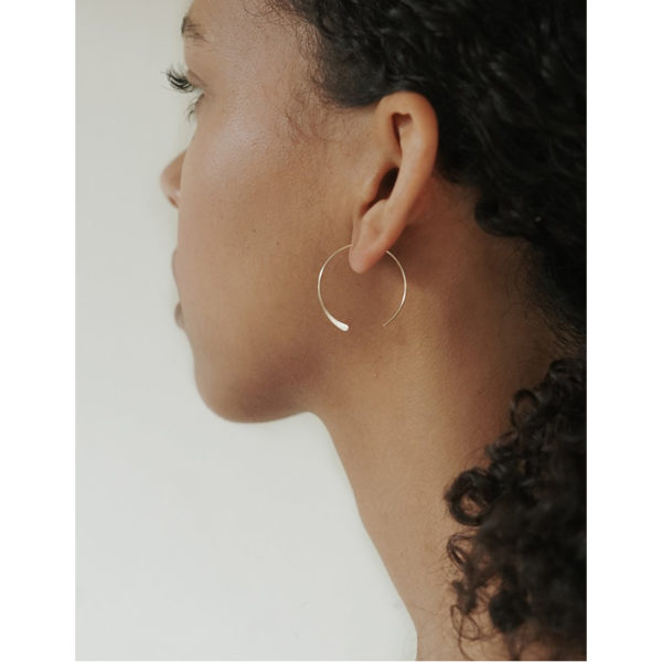 Earthhero - Luna Hoop Earrings - 2