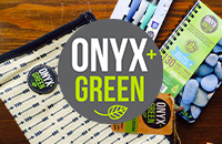 Onyx And Green Menu