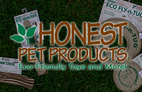 Honest Pet Products Menu Image