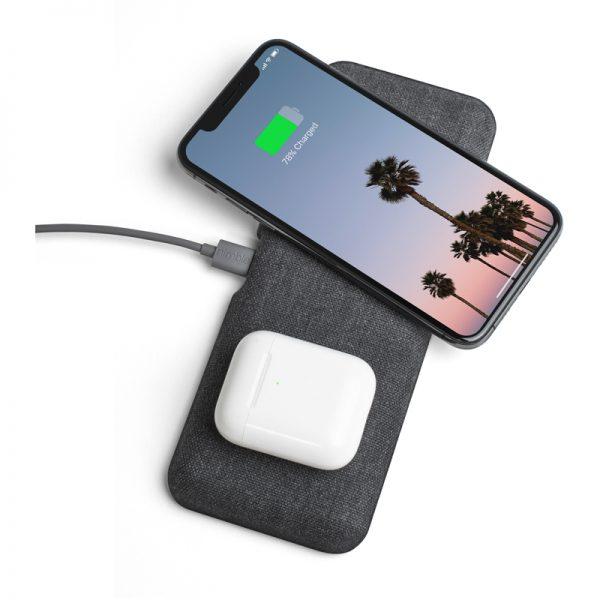 EarthHero - Dual Wireless Charging Pad - 1