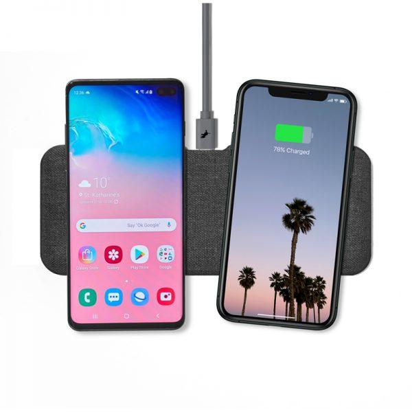 EarthHero - Dual Wireless Charging Pad - 4
