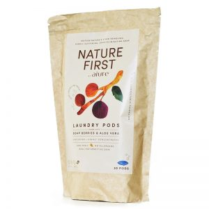 EarthHero - Nature First Soap Berry Laundry Pods - 1