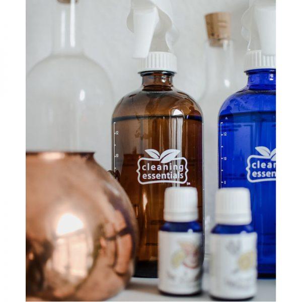 EarthHero - Amber Glass Spray Bottle 16oz - 2