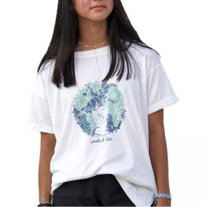 EarthHero - Protect Her Oversized Organic Cotton Tee - 1