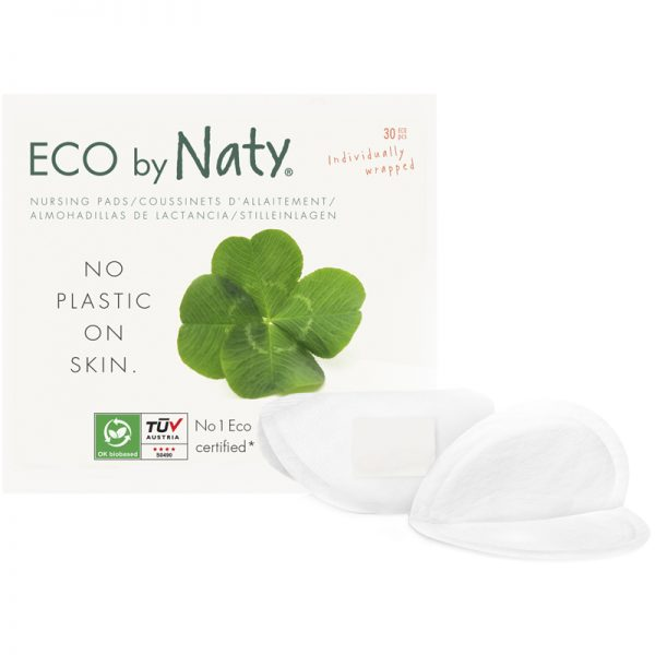 EarthHero - Compostable Nursing Pads - 2