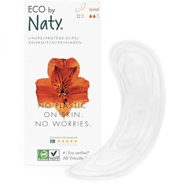 EarthHero - Eco Panty Liners  Regular