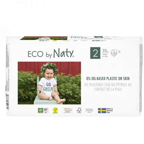 EarthHero - Eco By Naty Size 2 - 2