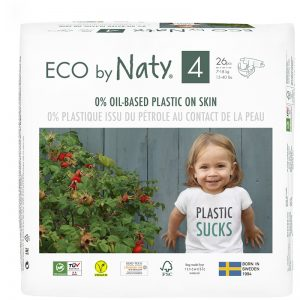 EarthHero - Eco By Naty Size 4 - 2