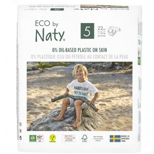 EarthHero - Eco By Naty Size 5 - 2