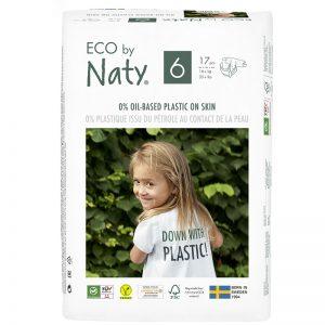 EarthHero - Eco By Naty Size 6 - 2