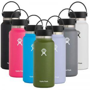 EarthHero - Hydro Flask Wide Mouth Water Bottle 32oz - 1