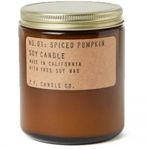EarthHero - Spiced Pumpkin Soy Candle 7.2oz - 1