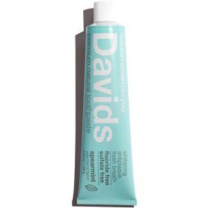 EarthHero - Davids Spearmint Natural Toothpaste - 1