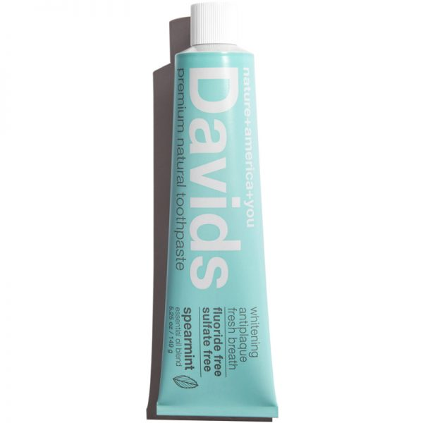 EarthHero - Davids Spearmint Natural Toothpaste - 1