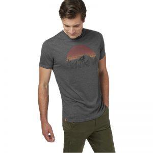EarthHero - Vintage Sunset Men's T-Shirt - 1