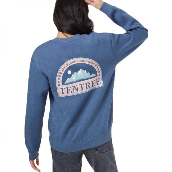 EarthHero - Women's Adventure Boyfriend Crew Neck - 1