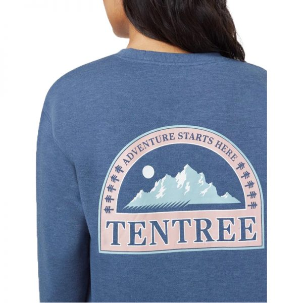 EarthHero - Women's Adventure Boyfriend Crew Neck - 5