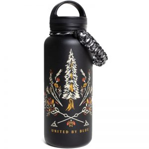 EarthHero - Bloom Wildly Stainless Steel Bottle 32oz - 1