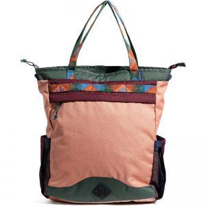 EarthHero - Convertible Carryall Backpack 25L - Salmon - 1