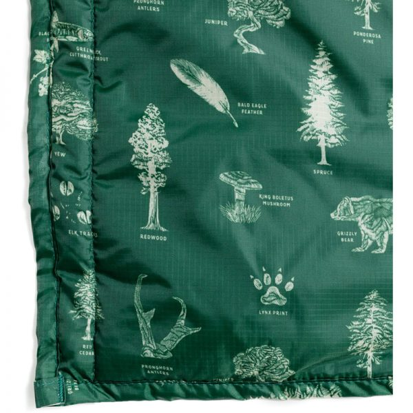 EarthHero - Field Guide Quilted Blanket - 3