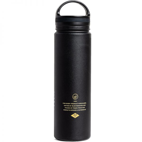 EarthHero - Lunar Moth Stainless Steel Bottle 22oz - 2