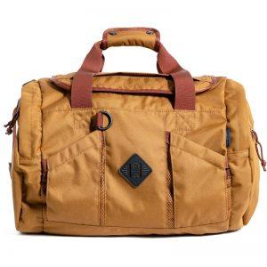 EarthHero - Mini Duffle Bag 27L - Camel - 1