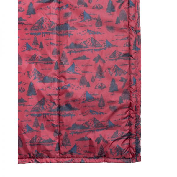 EarthHero - Mountain Vista Quilted Blanket - 4