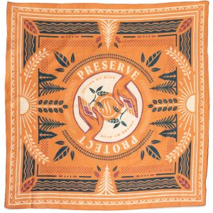 EarthHero - Preserve and Protect Bandana - 1
