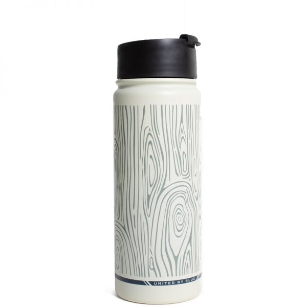 EarthHero - Woodgrain Travel Bottle 18oz - 1