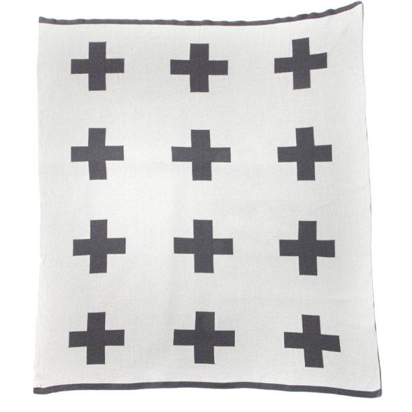 EarthHero - Cross Throw Blanket - 3