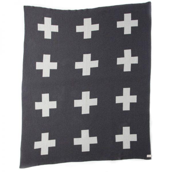 EarthHero - Cross Throw Blanket - 4